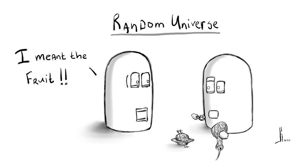 #13 - Random Universe - Kiwi - Joris Bax