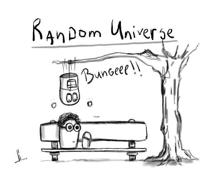 #18 - Random Universe - Bungeeee - Joris Bax