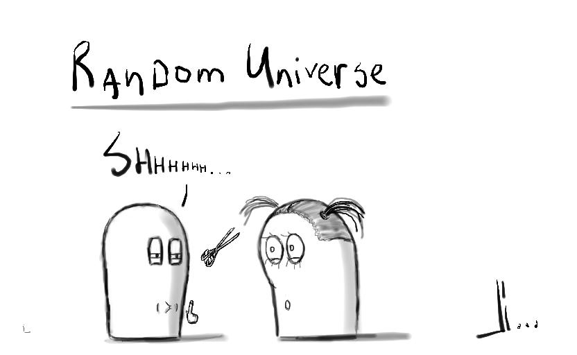 #19 - Random Universe - Sshhh - jbax - Joris Bax