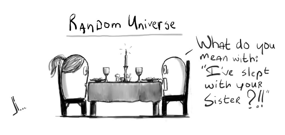#20 - Random Universe - Sister - jbax - Joris Bax