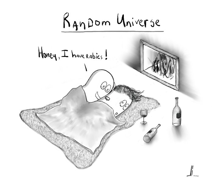 #22 - Random Universe - Rabies - jbax - Joris Bax