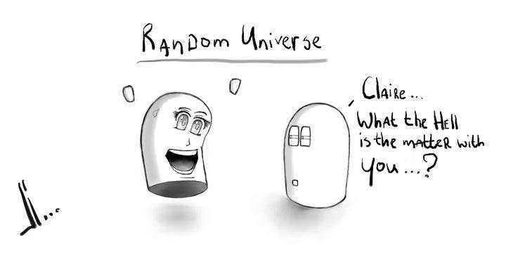 #27 - Random Universe - Manga - jbax - Joris Bax