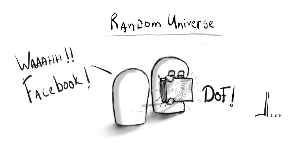 #29 - Random Universe - Facebook - jbax - Joris Bax