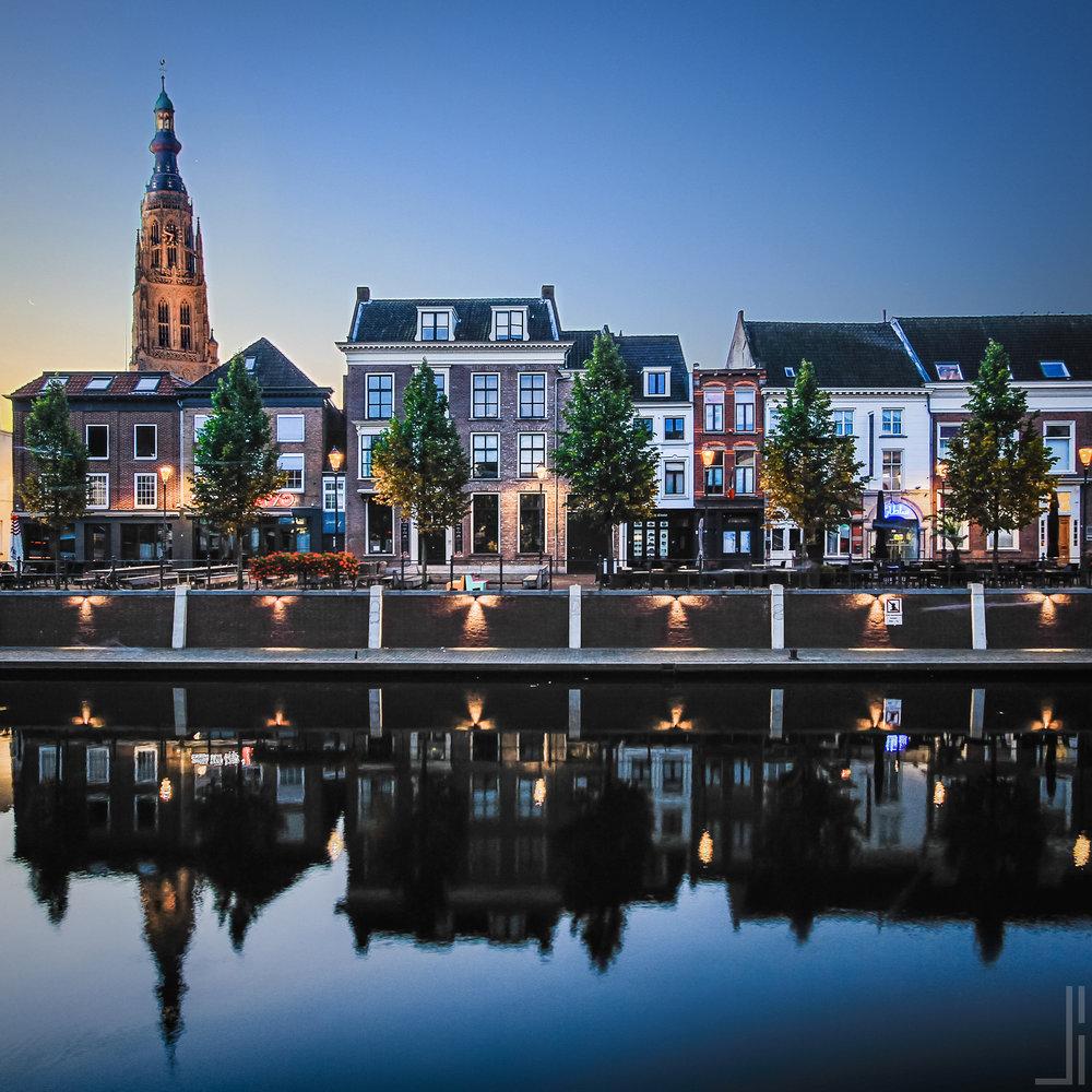 Haven en Grote Kerk Breda - jbax