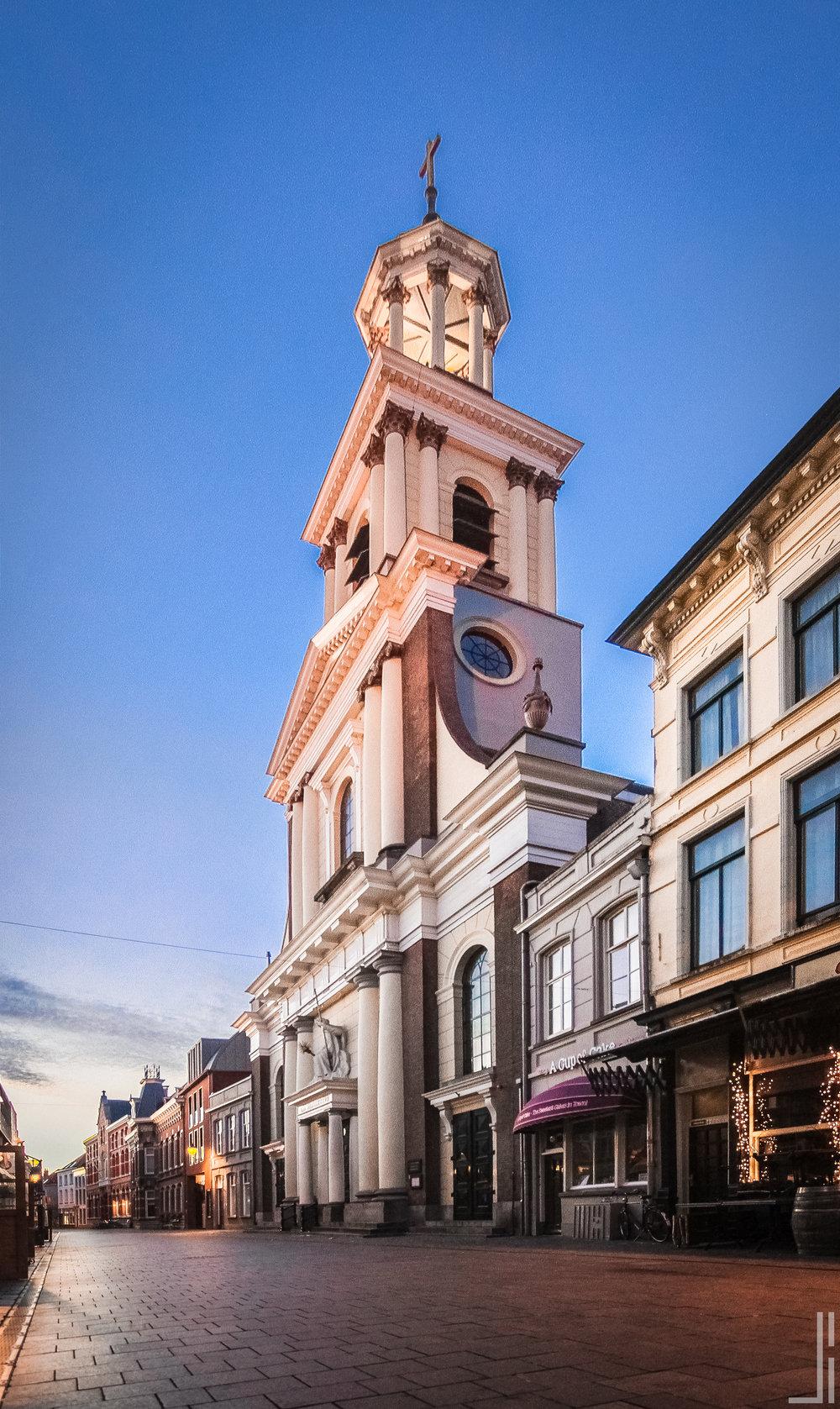 Sint Antoniuskerk - Sint Janstraat Breda - jbax