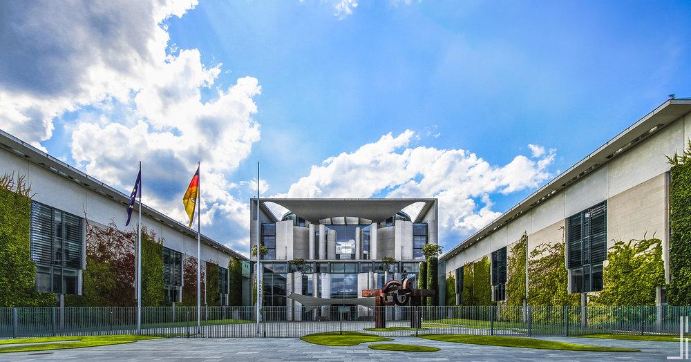 Bundeskanzleramt Berlijn - jbax