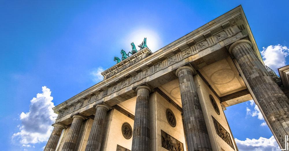 Brandenburger Tor Berlijn - jbax