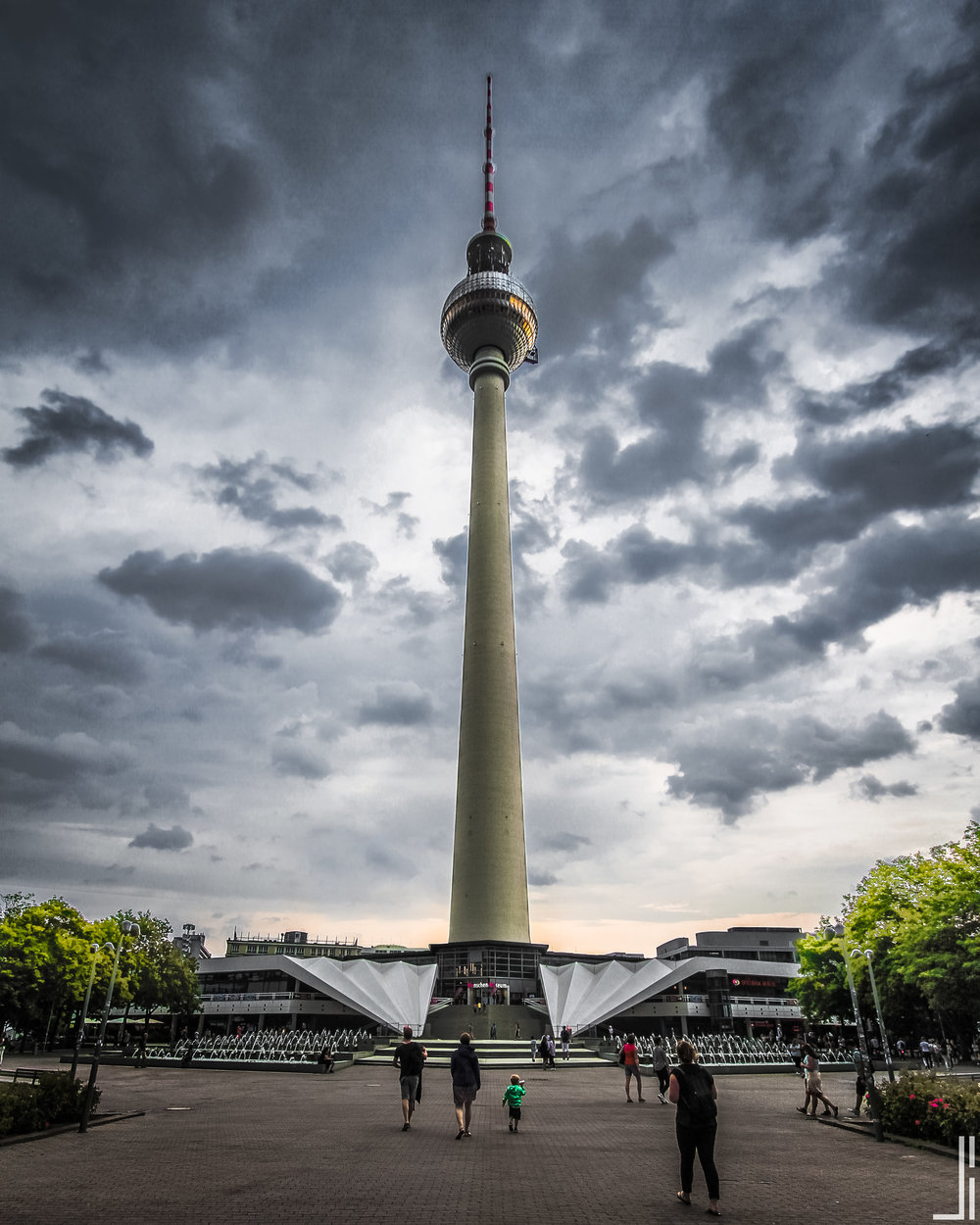 Fernsehturm Berlijn - jbax