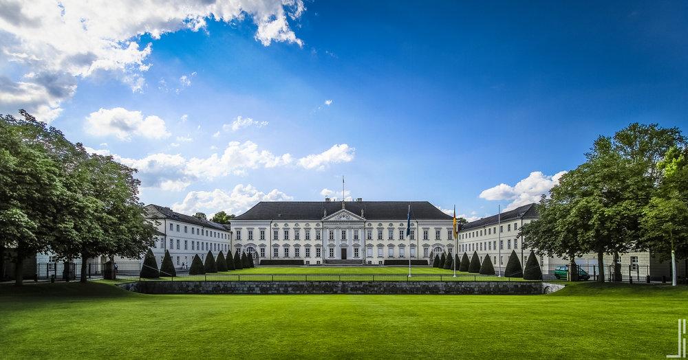 Schloss Bellevue Berlijn - jbax