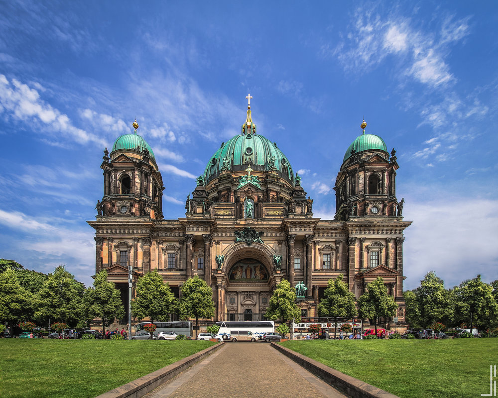 Berliner Dom After