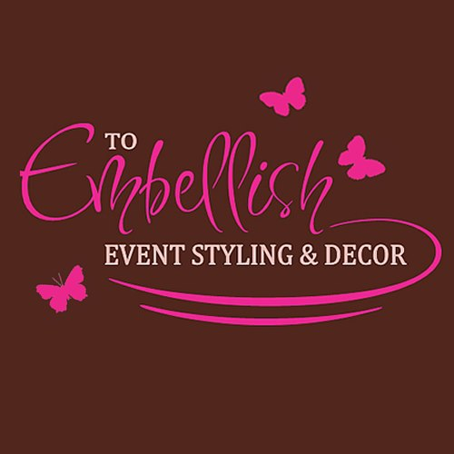 To Embellish - Event styling & decor
