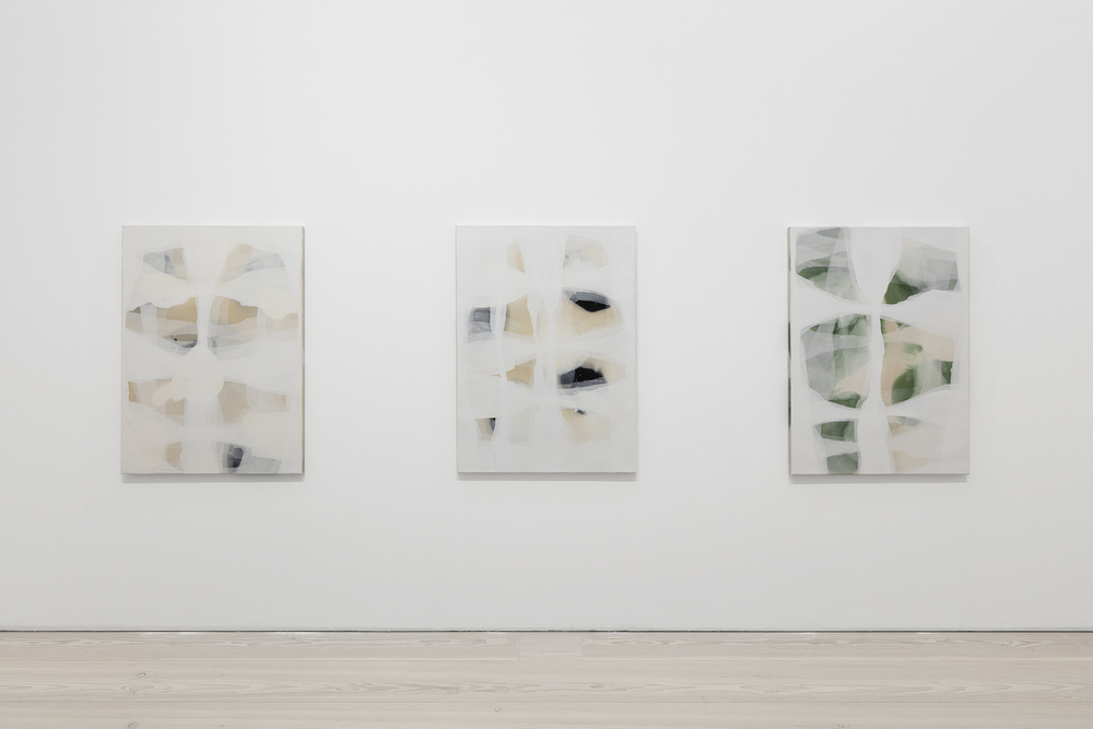 MCKEEVER 2012 - 14. Day Paintings [Oil and Acrylic on Cotton-duck]
