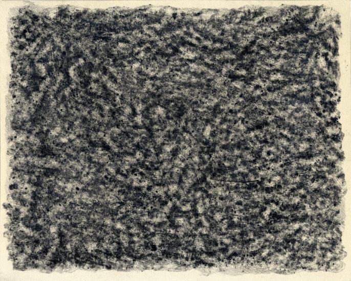 Figure 1.Woodstock, 1969.Graphite on paper.