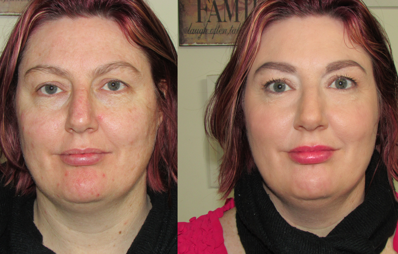 perth makeup artist before after jellis beauty