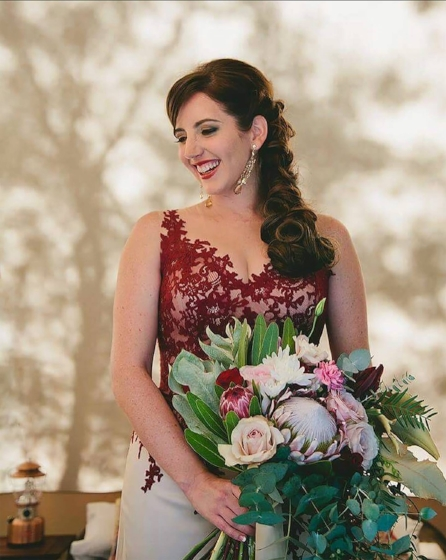 kyria bridal hair and makeup