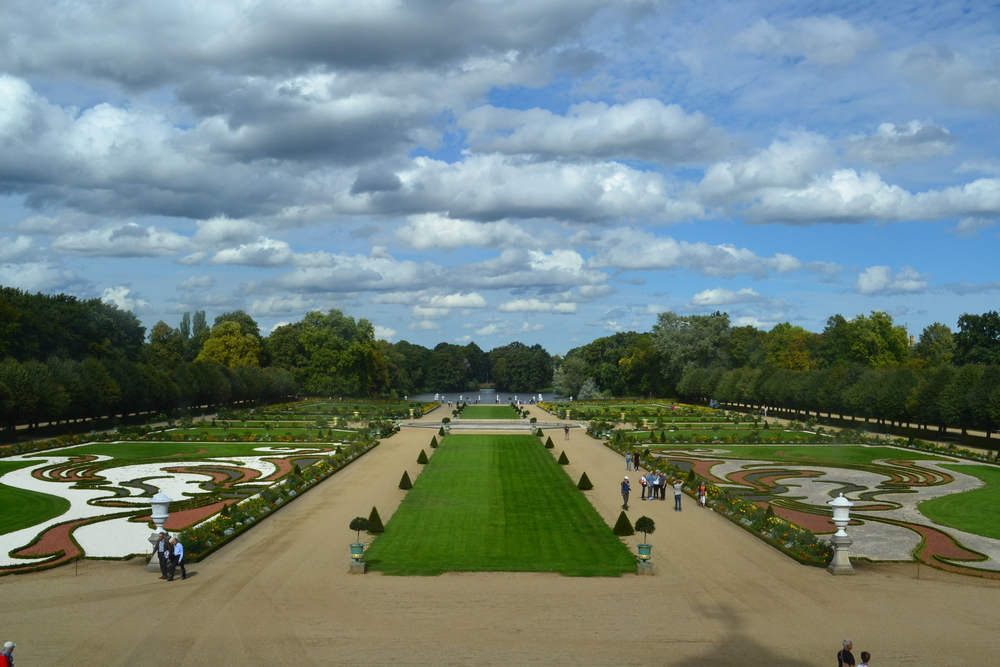 Baroque Gardens, Schloss Charlottenburg