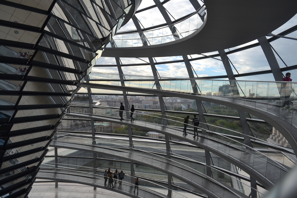 Rooftop Dome, Reichstag Building