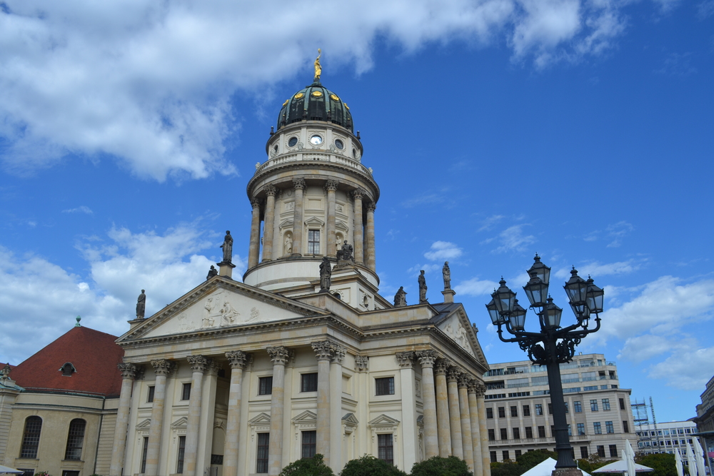 French Cathedral, Gendarmenmarkt