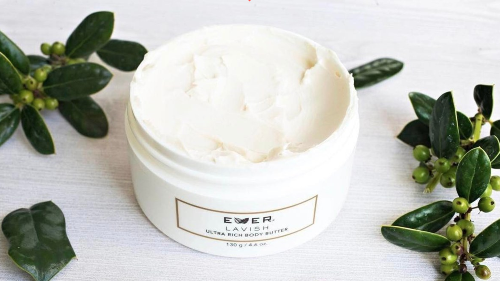 allure magazine  - Why EVER Skincare's Lavish Body Butter Has a 2,000-Person Wait ListI like to think it was because of my ingenious product copy or my creative team's strategic content plan to only launch the product using Facebook and Instagram influencers.