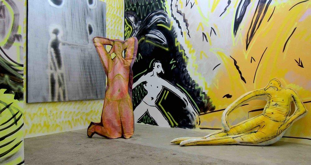 CRUSH Curatorial,  Hug Me, Squeeze Me , 2016