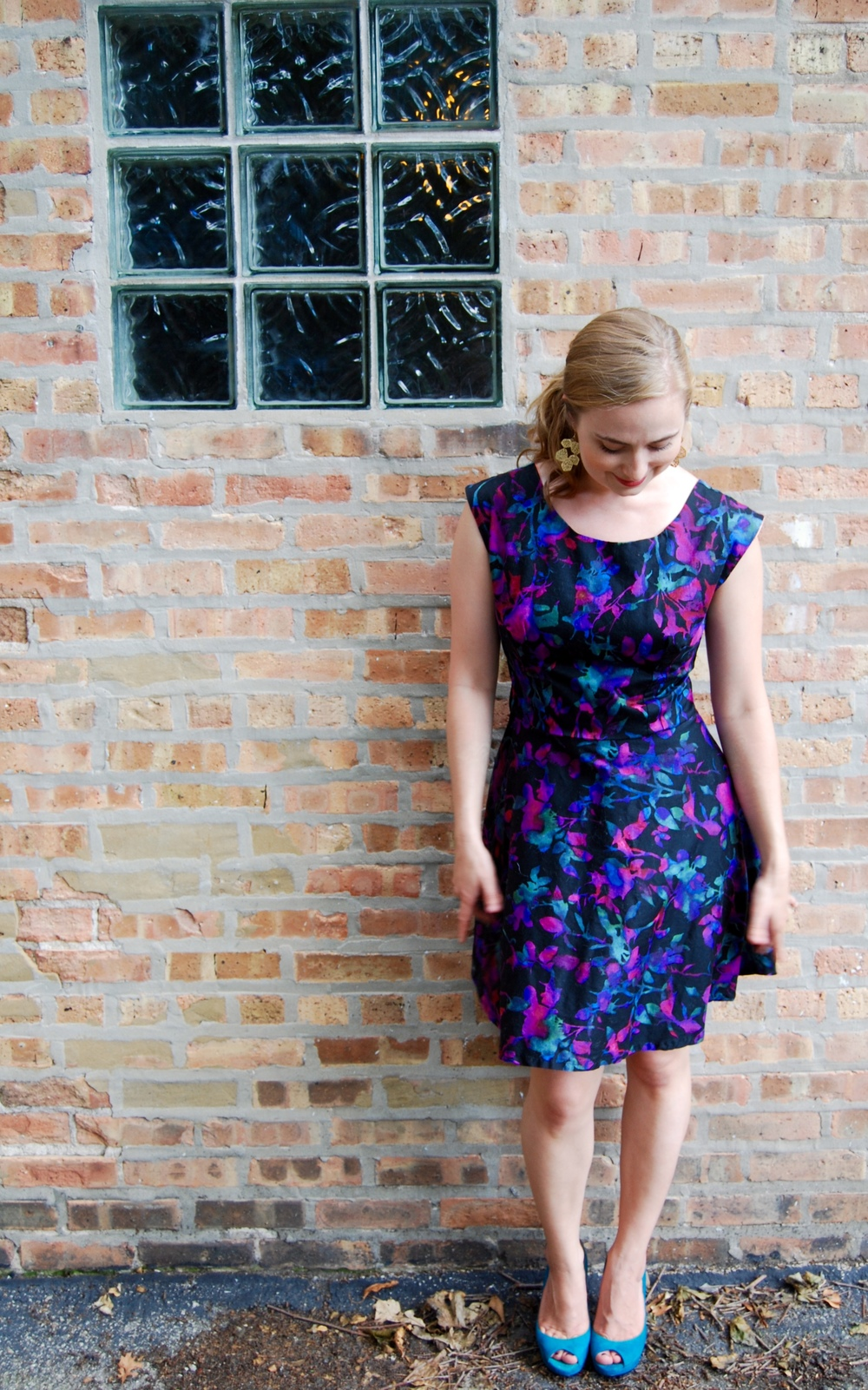 Floral McCall's 5845