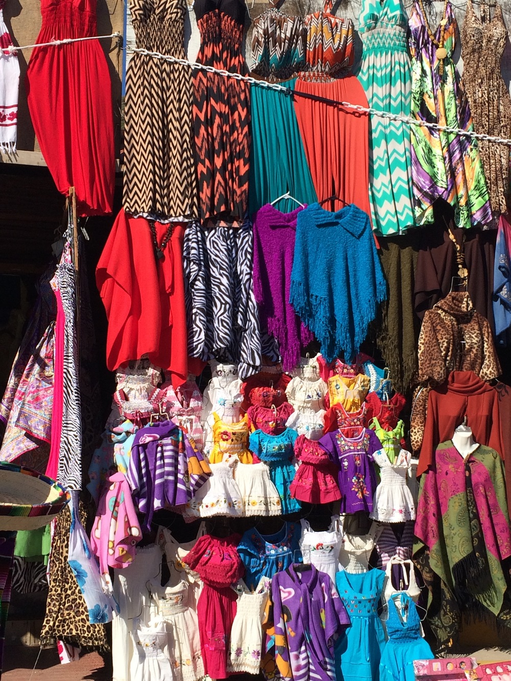 Clothing stores in Mexico