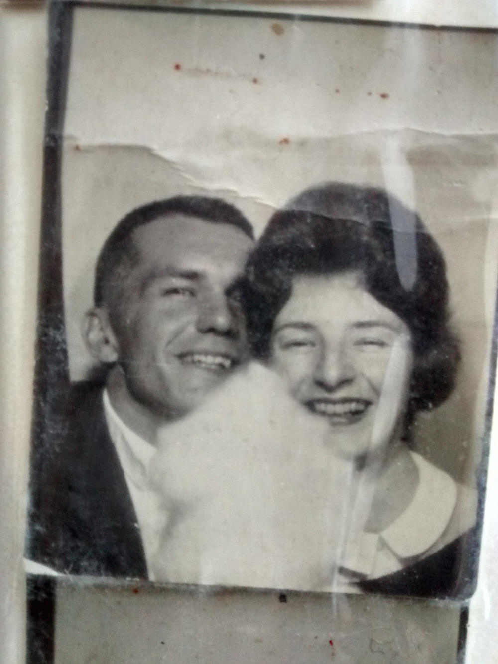 Mom and Dad, early 60s.