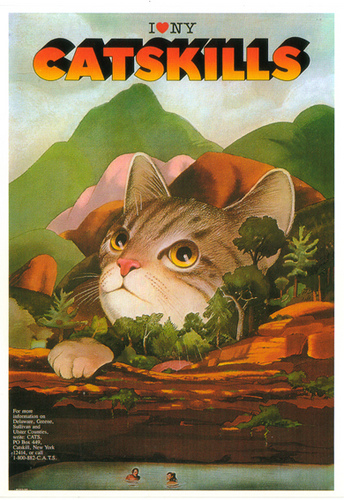 Milton Glaser poster