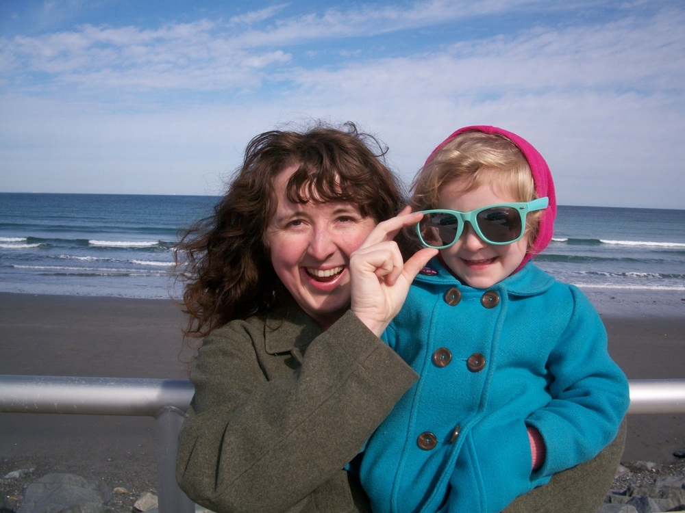 GPOYNiece, put up in order to remind me that some days you get to be at the beach in February with your nieces and nephews. They are wise and young. PS. Forgive my hair! (Additionally, and it is hard to see, but the jacket I am wearing is a $25 surplus from the 1941 Swedish Army. It is boiled wool and it is the warmest thing I own. I have a lot of stories about it. My brother-in-law was in the Swedish Army for his mandatory year. Sometimes I make jokes about it because, you know, Sweden and its many wars… once when I was polishing boots in front of him, he took over and spit-n'-shined them in the span of a minute. He chalks that skill up to the army.)