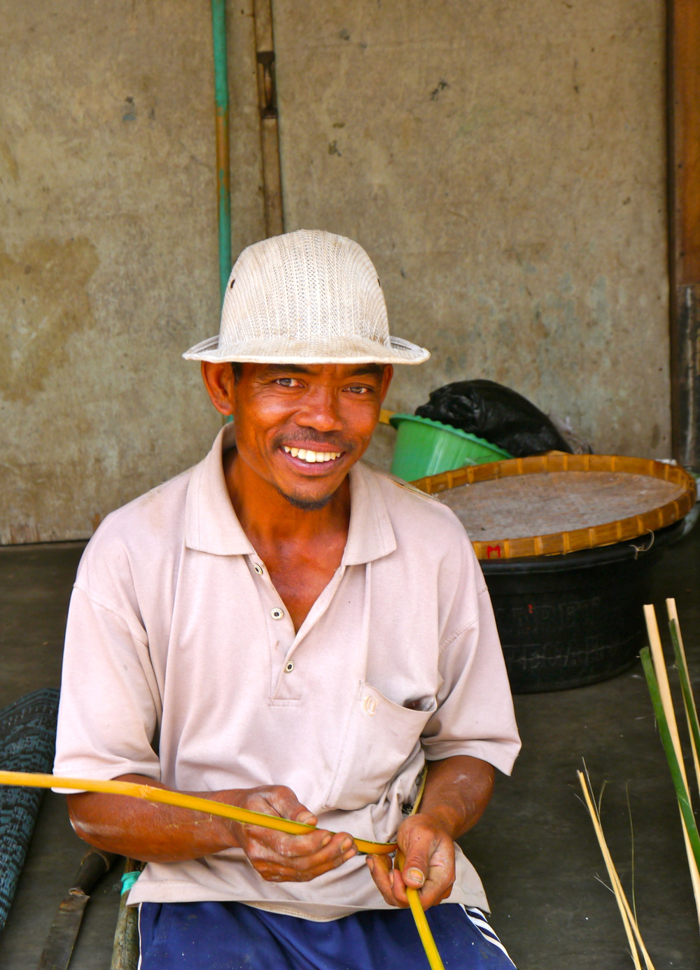 Lombok, Indonesia - World Portraits © Alice Vivian