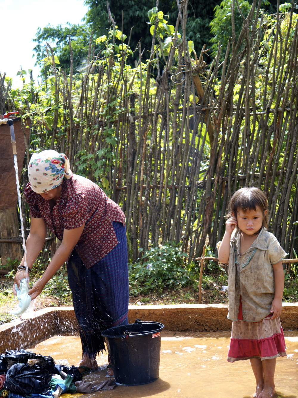 North Laos  - World Portraits © Alice Vivian
