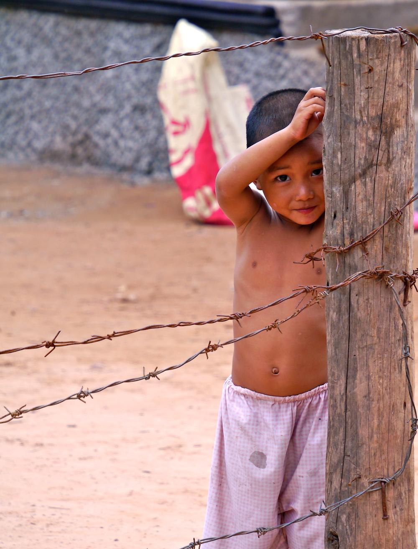Laos  - World Portraits © Alice Vivian