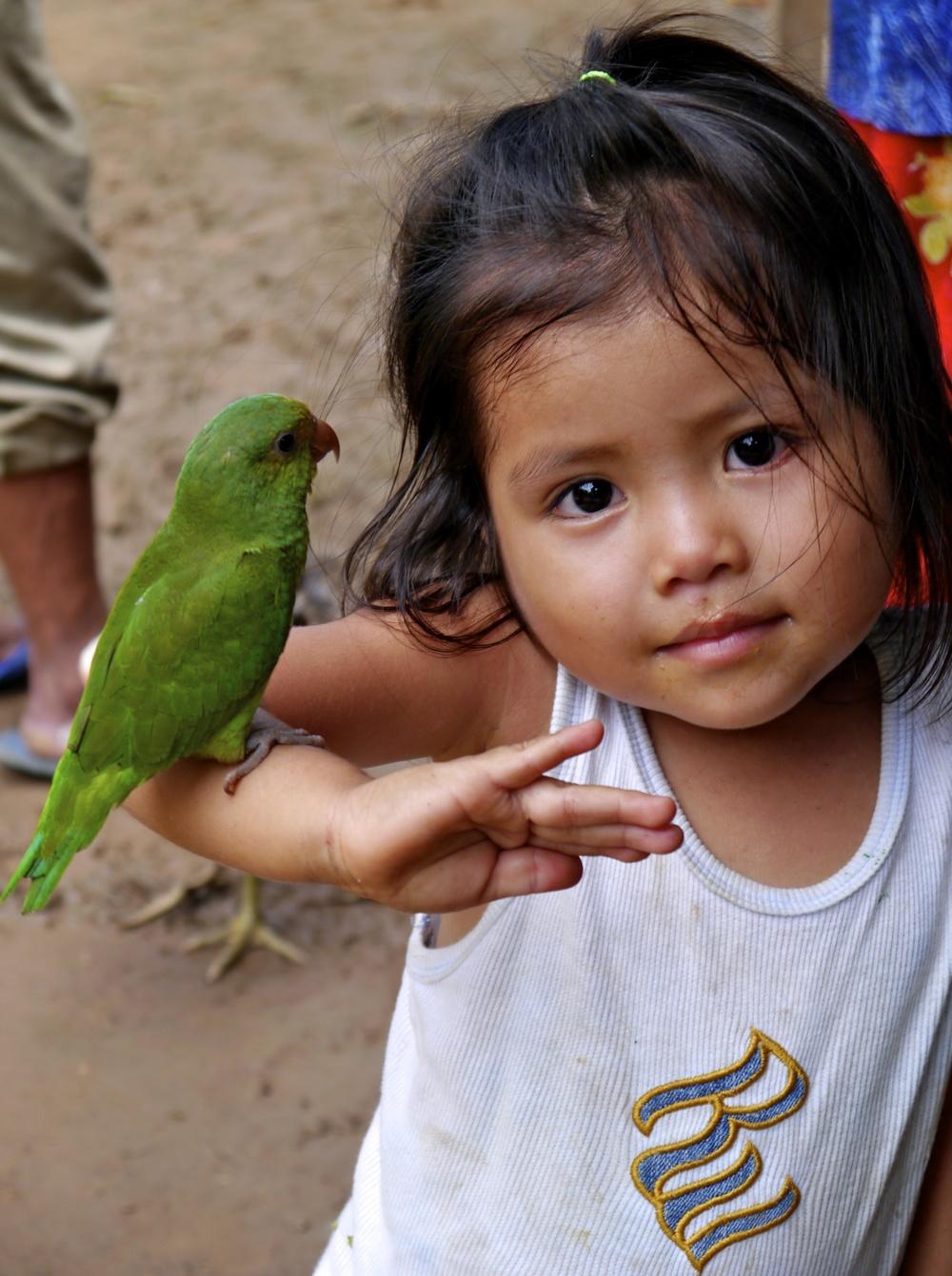 Amazonia  - World Portraits © Alice Vivian