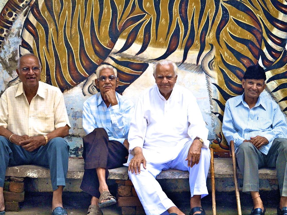 India  - World Portraits © Alice Vivian