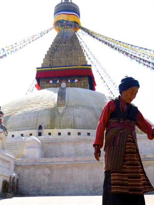 Nepal  - World Portraits © Alice Vivian
