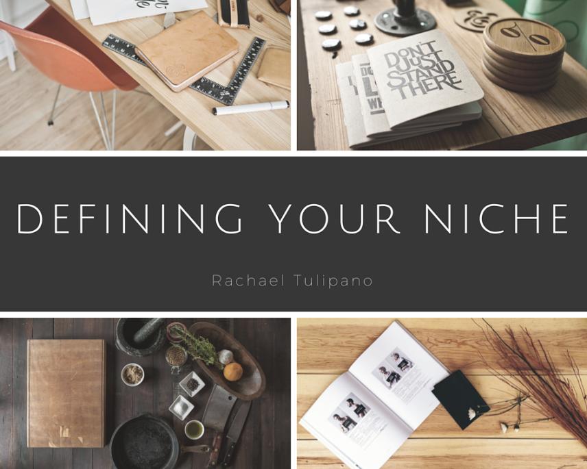 defining your niche