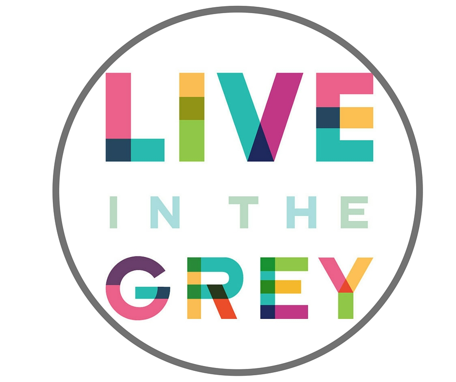"Live in the Grey   Live in the Grey challenges the work-life divide by encouraging the blend of personal passions with professional pursuits. They offer resources, insights and motivation for people pursuing fulfilling careers, while helping companies foster ""grey"" culture."