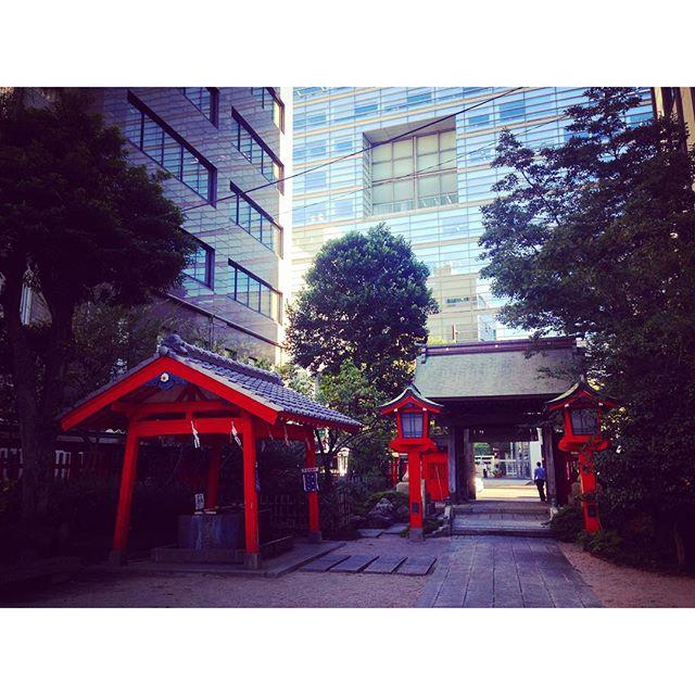 City shrine
