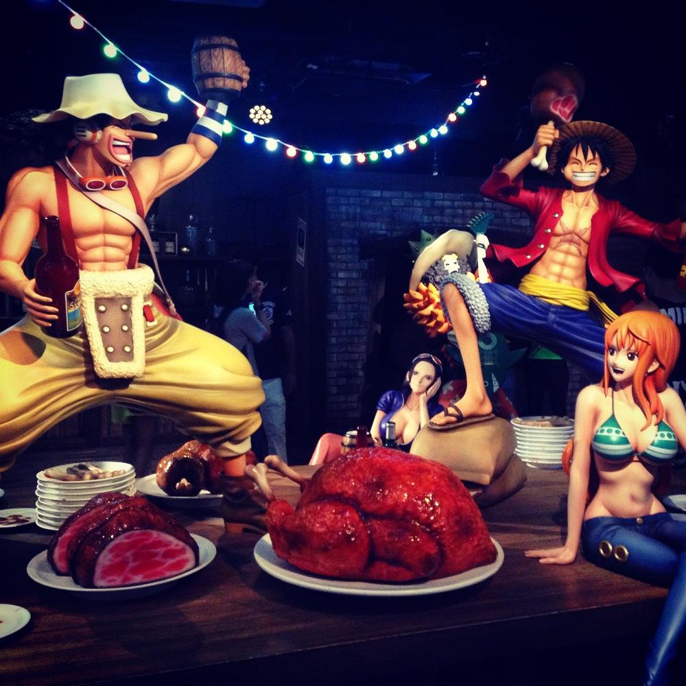 Tokyo One Piece Tower 2