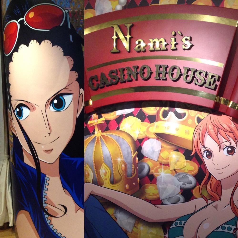 Tokyo One Piece Tower 3