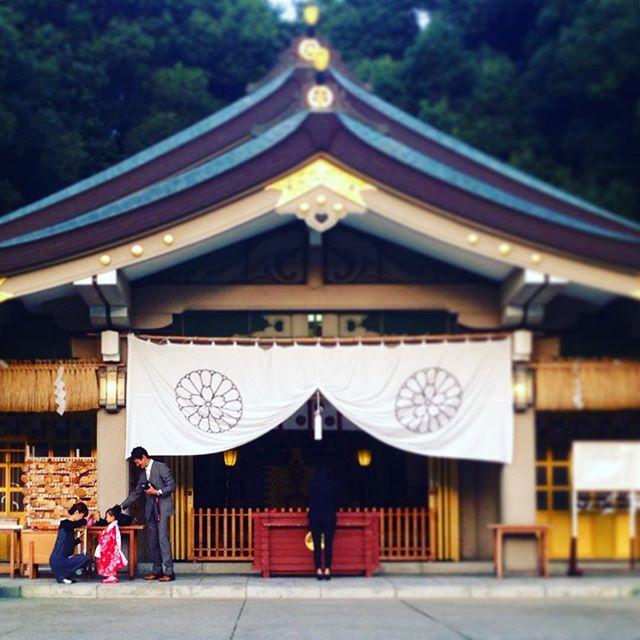Shrine blessings