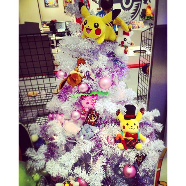 Pikachu Christmas