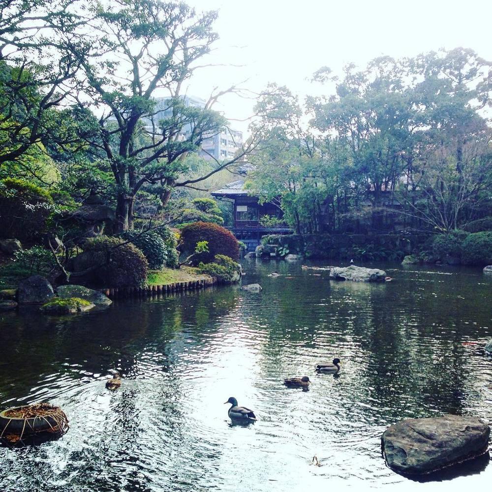 Yusentei garden