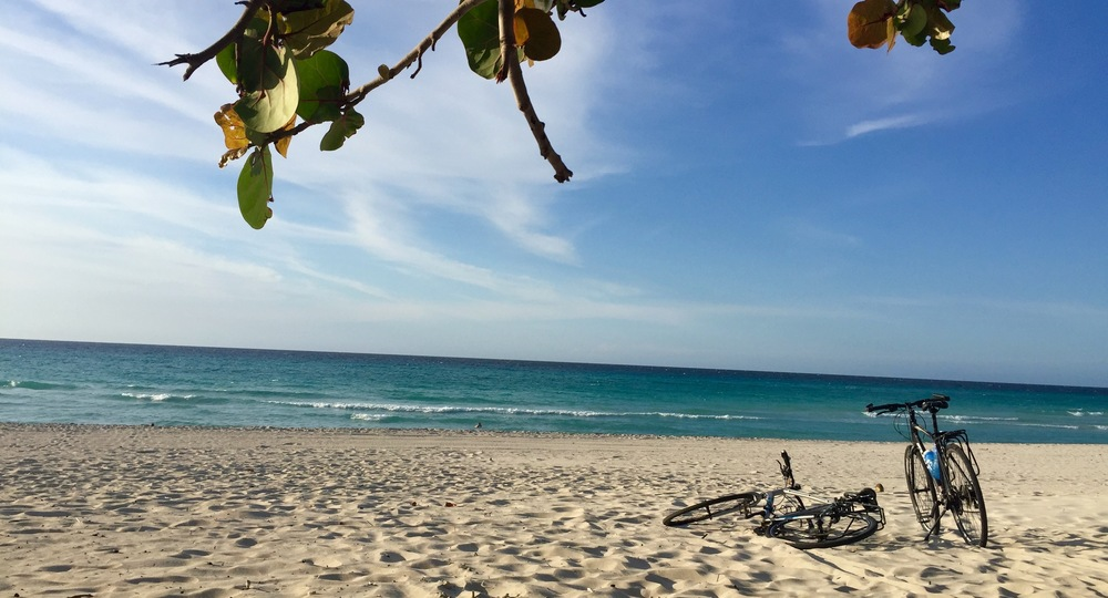 Varadero, 12 miles of pristine beach along the Caribbean sea