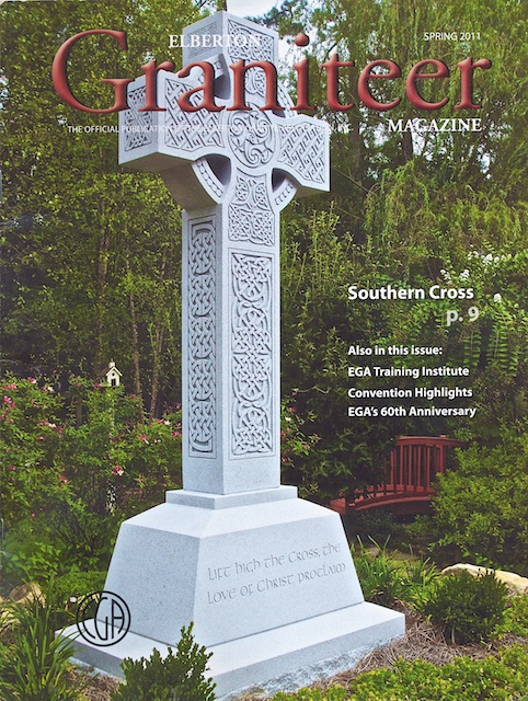 Graniteer Cover 2001