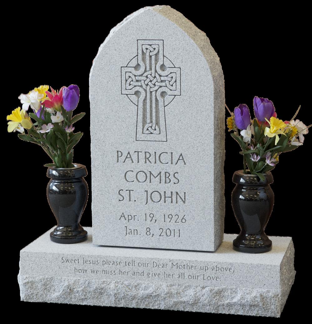 Bates, Kathleen (St. John) Monument.png
