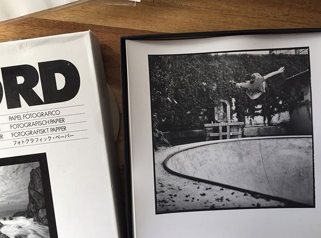 Hand printed in the darkroom 8x8 fiber print now available. Brandon smith stale air at the Mexgroove bowl in Guadalajara.. www.hermanos.bigcartel.com  Only 10 available.  This photograph is featured in Hermanos Volume 01 - Mexico.