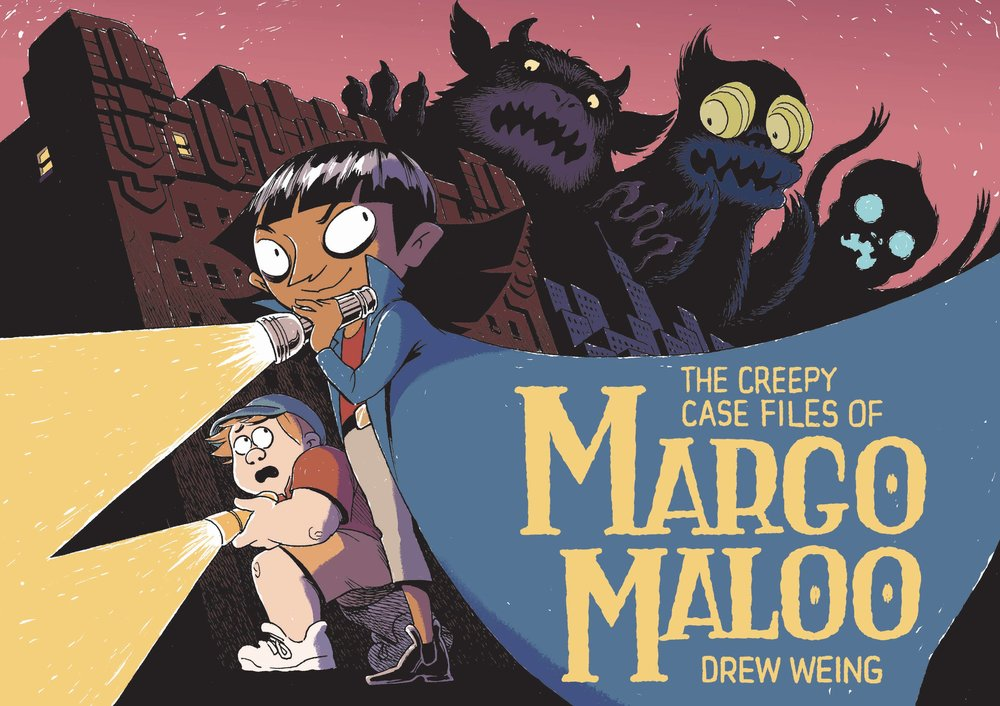 CREEPY CASE FILES MARGO MALOO - (W/A/CA) Drew Weing