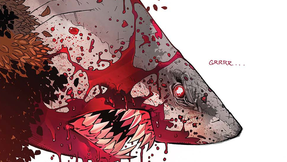 Grizzlyshark Volume 1 -(W) Ryan Ottley (A/CA) Ryan Ottley