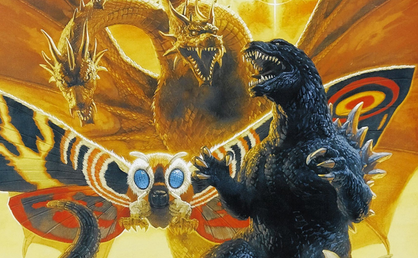 Godzilla, Mothra & King Ghidora: Giant Monsters All-Out Attack